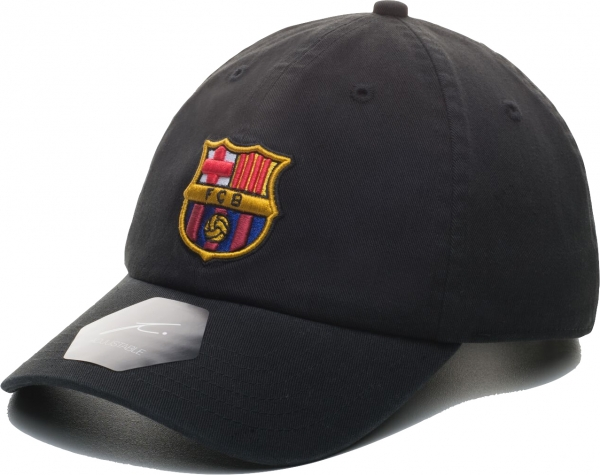 0042dc10056 FC BARCELONA Bambo Dad Hat by Fi Collection