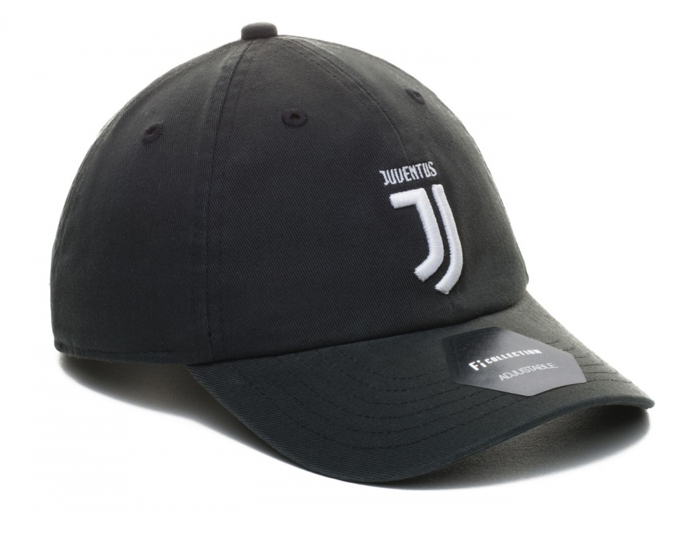 JUVENTUS Bambo Dad Hat by Fi Collection 42a564dd9ac