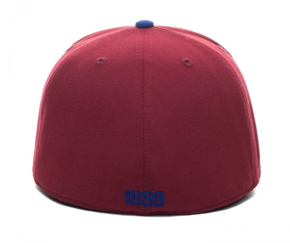 9f00e0407f fc barcelona fitted team hat by fi collection