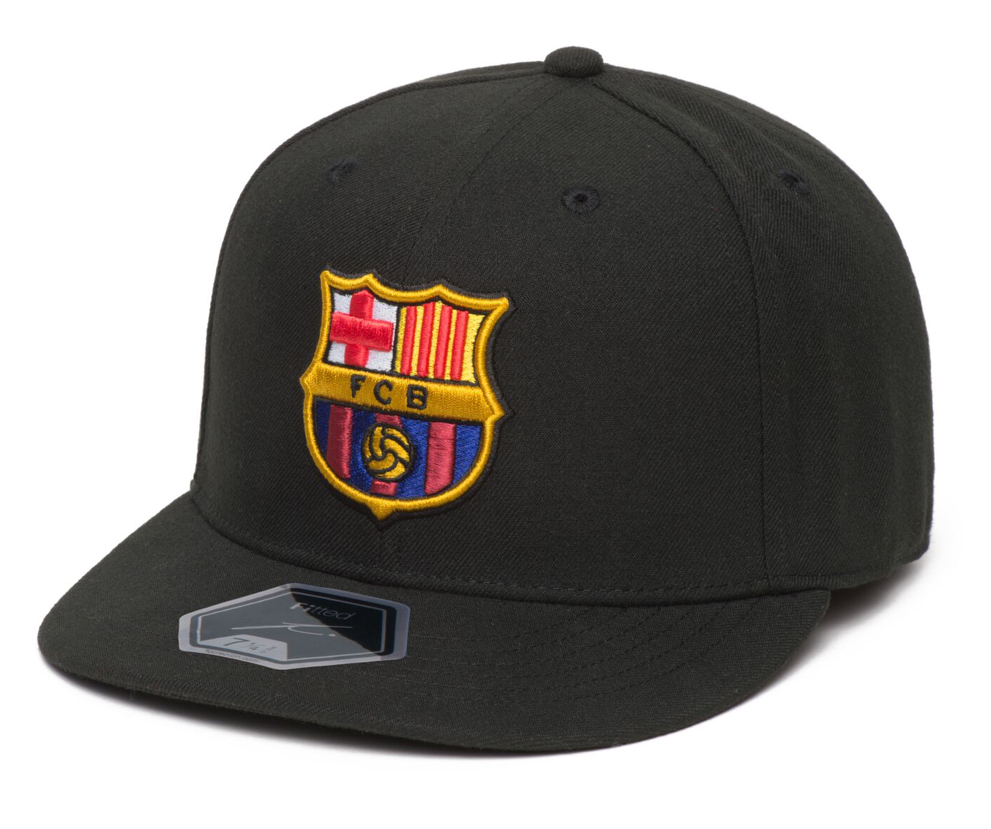 fc barcelona fitted dawn hat by fi collection 0622c9ee00d