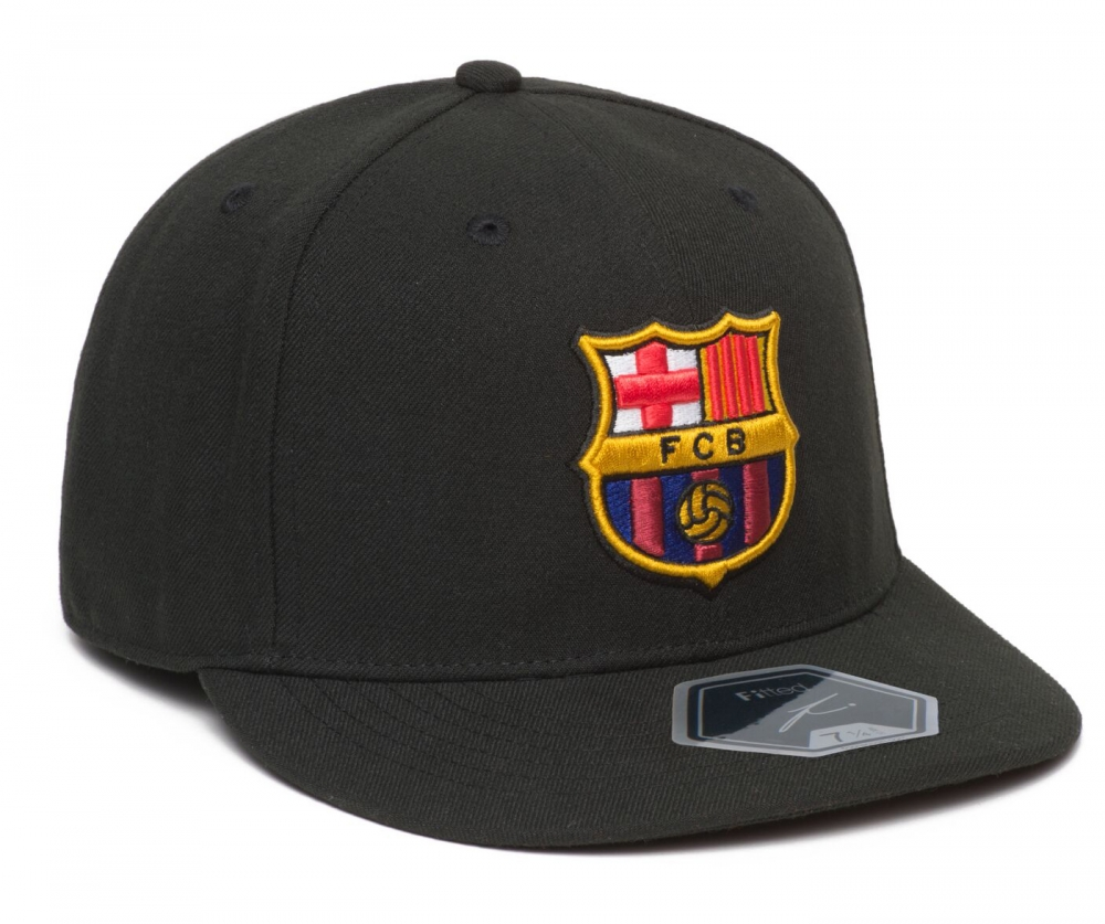 competitive price 5c0f8 330cf FC BARCELONA Fitted Dawn Hat by Fi Collection