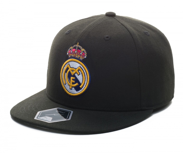 REAL MADRID Fitted Dawn Hat by Fi Collection