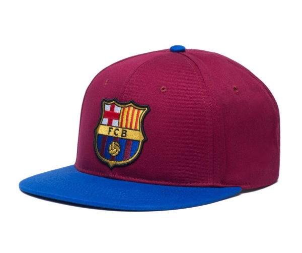 13da9c81647 FC BARCELONA Throwback Cap by Fan Ink