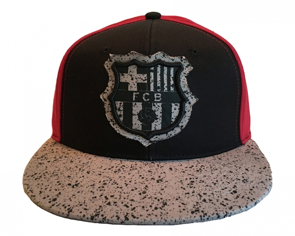 2c60f9f1bd2 FC BARCELONA CEMENT Throwback Cap by Fan Ink